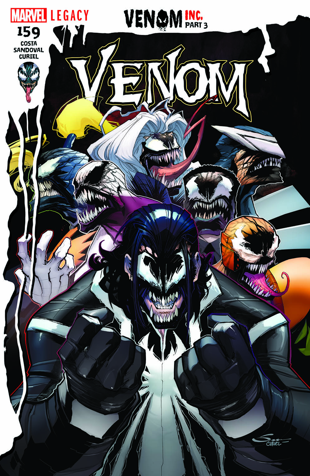 venom inc marvel