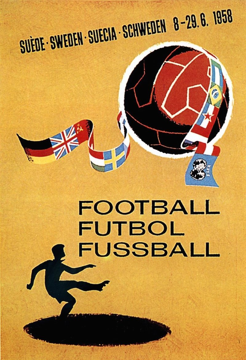 0ffa6d3b1c2 History of the FIFA World Cup™ Competition  The FIFA 1958 World Cup TM