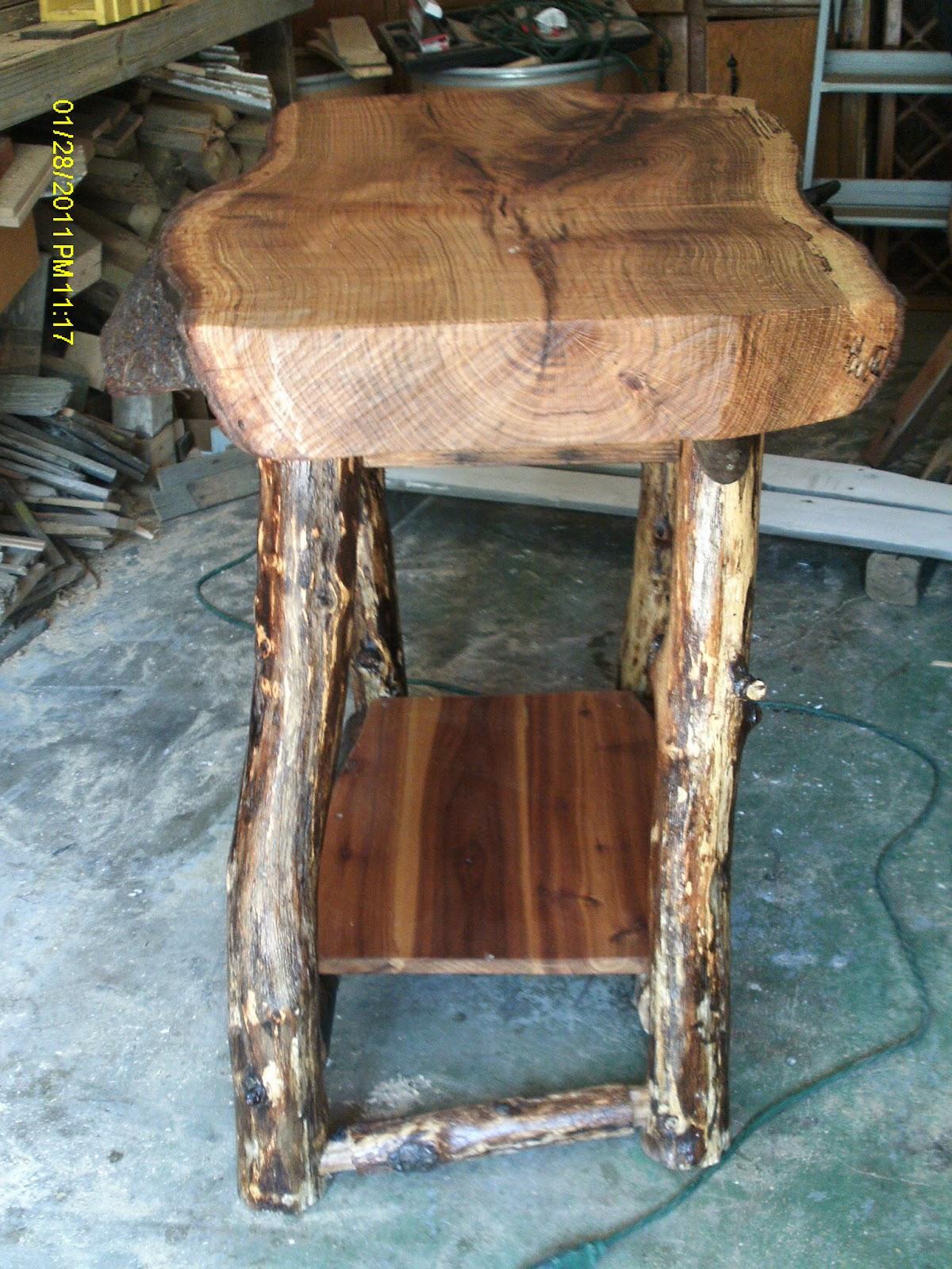Handmade Rustic & Log Furniture: June 2012
