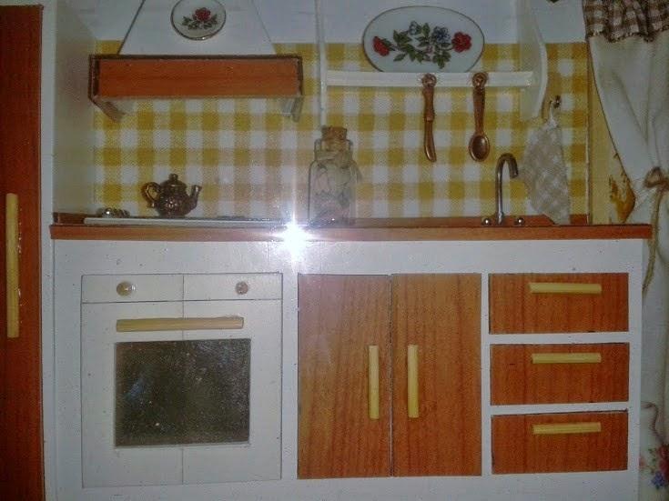 Fantasia della realt quadri con profondit cucina ii - Profondita cucina ...