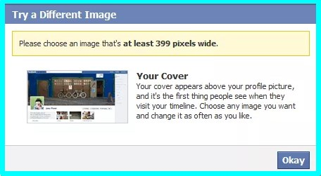 facebook timeline photo size inches