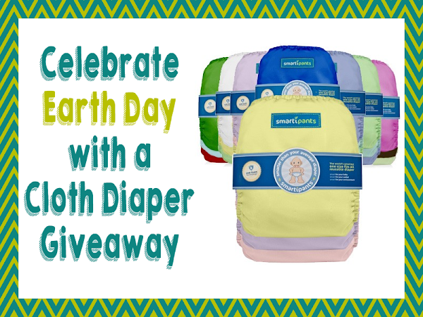 Celebrate Earth Day with a Cloth Diaper Giveaway!