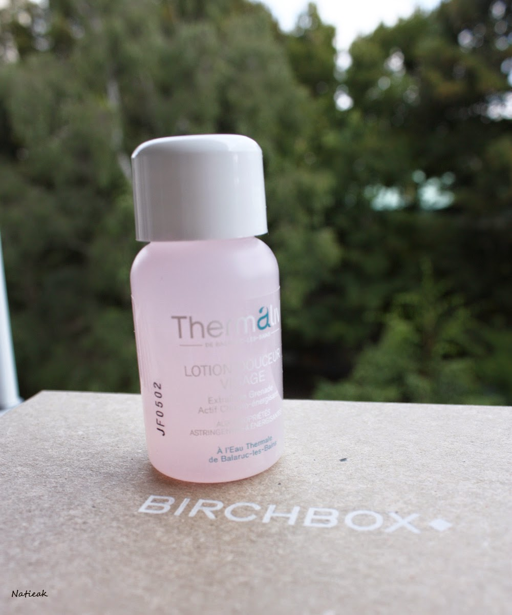 La box Working Girls de Birchbox    Thermaliv
