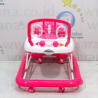 baby walker family hanging toy