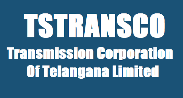 TS TRANSCO posts, TS TRANSCO Recruitment,TS TRANSCO results