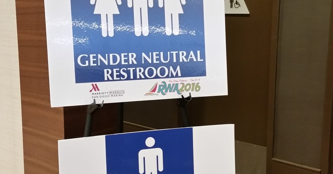 The Raisin Chronicles: Peeing In The Gender Neutral Bathroom