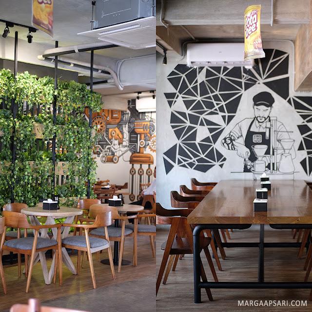 Akademie Cafe Benhil Review