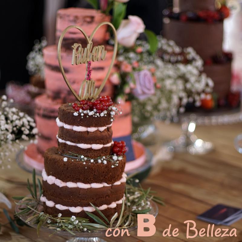 Tarta boda Granada
