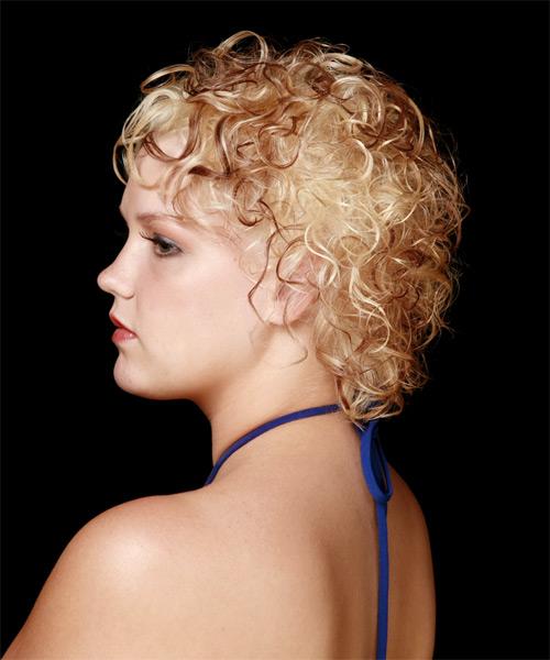 Remarkable Short Curly Hairstyles Elegant Hairstyles Hairstyles For Women Draintrainus