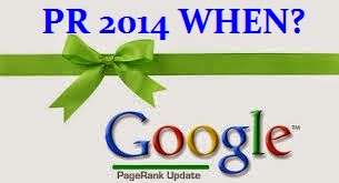 Kura Kira Kapan ya Update Google PageRank 2014 ini ?
