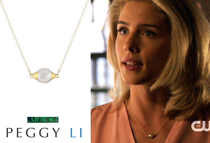 Arrow Felicity jewelry