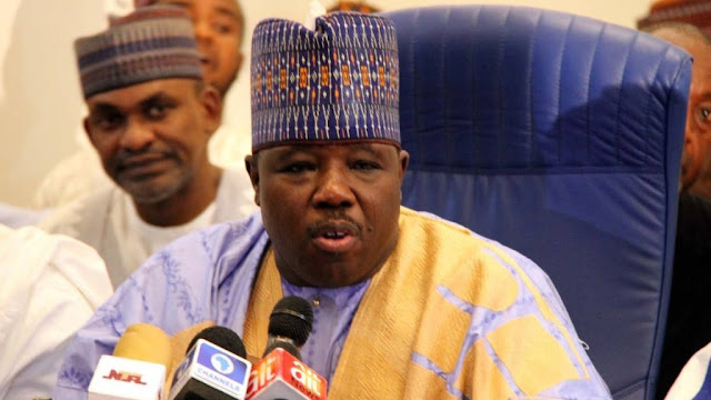 I control PDP's bank account because I'm the authentic Chairman – Sheriff