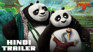 Kung Fu Panda 3 _ Official Hindi Trailer _ Fox Star India