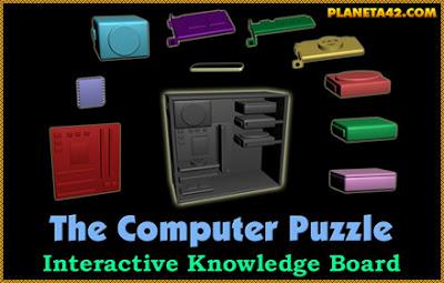 Компютърни Части Пъзел