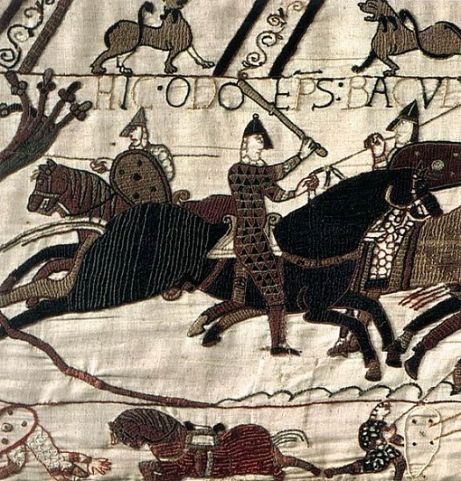 Were Norse War Clerics real?