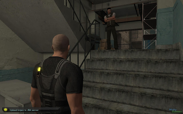 Tom Clancys Splinter Cell Double Agent PC Full Version Screenshot 1