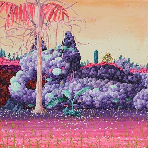 "by Eguchi Ayane, ""Nap"", 2017, oil on canvas | imagenes surrealismo pop japones, obras de arte, pinturas, cool art pictures"