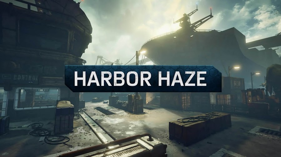 gears of war 4 september update 2017 harbor haze map