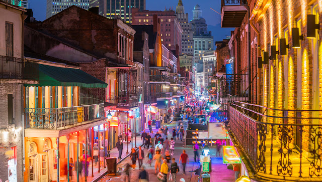 New Orleans Vacation Packages, Flight and Hotel Deals