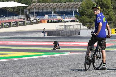 Situasai Kacau! MotoGP Kembali Pakai Jalur F1 di Barcelona