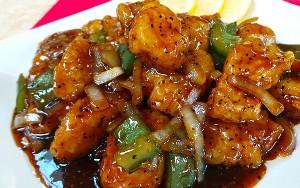 Resepi Ayam Masak Lada Hitam