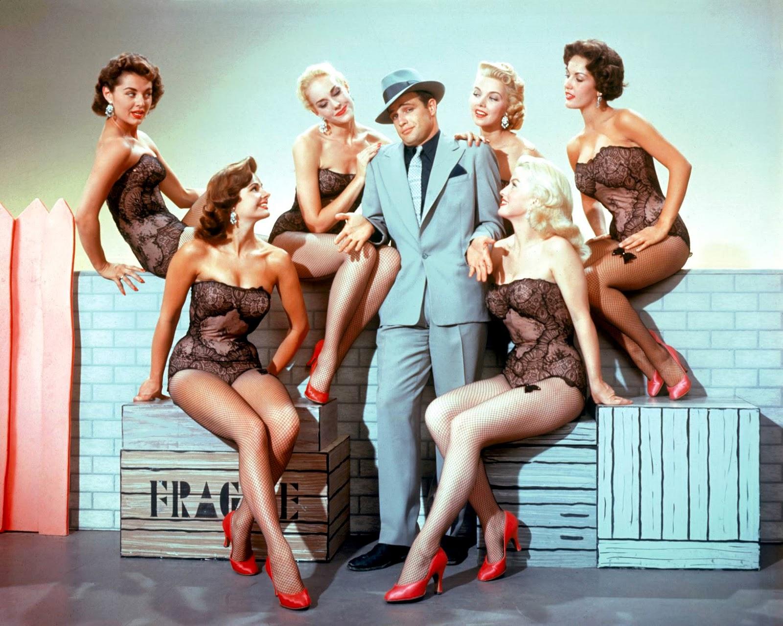 4 Women 1 Guy