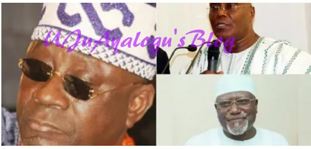 Oba of Lagos blasts Atiku, Lawal Daura for plotting his removal from Nigeria Police in 2002