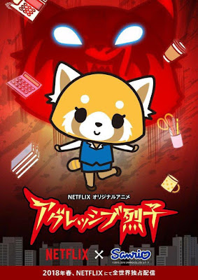 Aggretsuko (TV Series) S01 Custom HD Latino 5.1