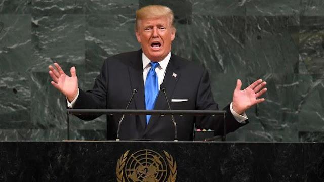 Trump vows to totally destroy North Korea