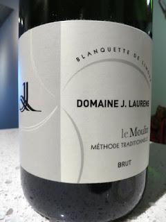 Domaine J. Laurens Le Moulin Brut Blanquette de Limoux (89 pts)