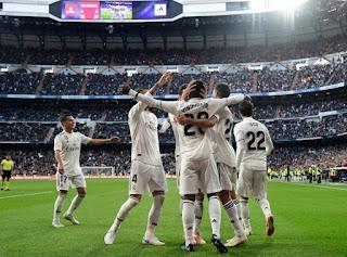 اوفسايد360 ريال مدريد ضد اسبانيول بث مباشر اليوم السبت 27-1-2019 حصري