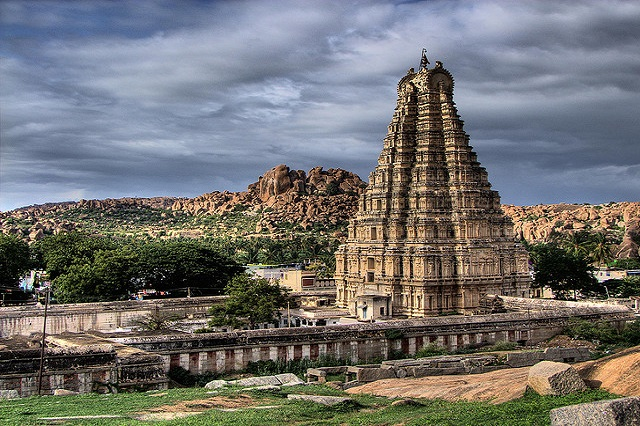 Brihadeeswarar Temple - One of the most ancient temple prescribed by UNESCO World Heritage Site.