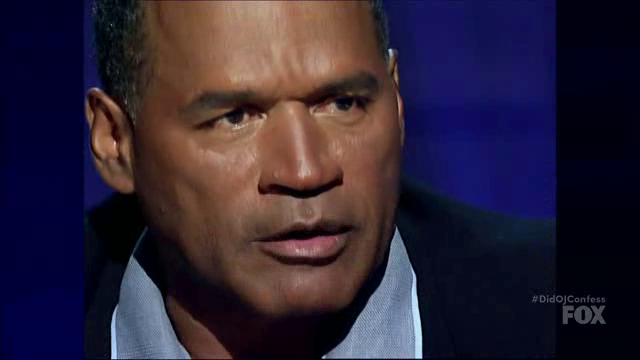 "O.J. Simpson in ""The Lost Confession"""