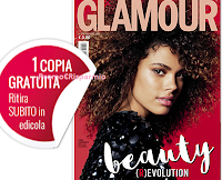 Logo Glamour: ritira gratis in edicola la copia n.299