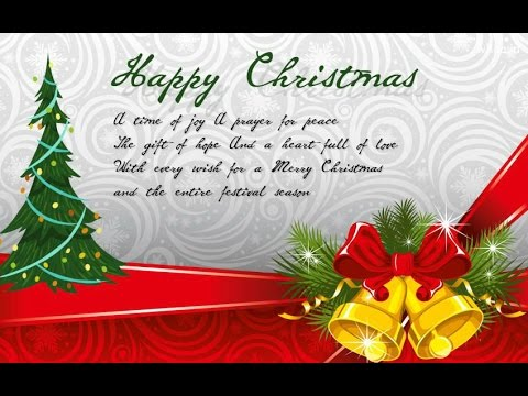 Sweet Merry Christmas Messages For Family
