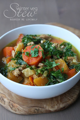 Winter veg stew (AIP)