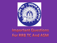 RRB NTPC EXAM - 2016 :: Online Practice Bits Railway And SSC