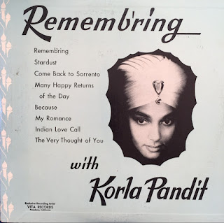 Korla Pandit, Rememb'ring