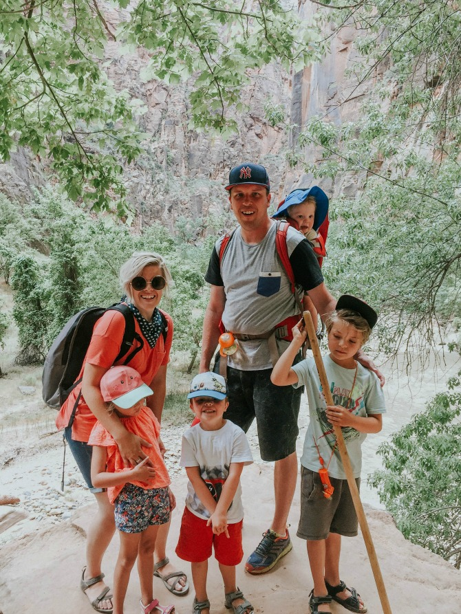 The Ultimate Utah National Parks Family Check List! by Utah blogger Mumsy