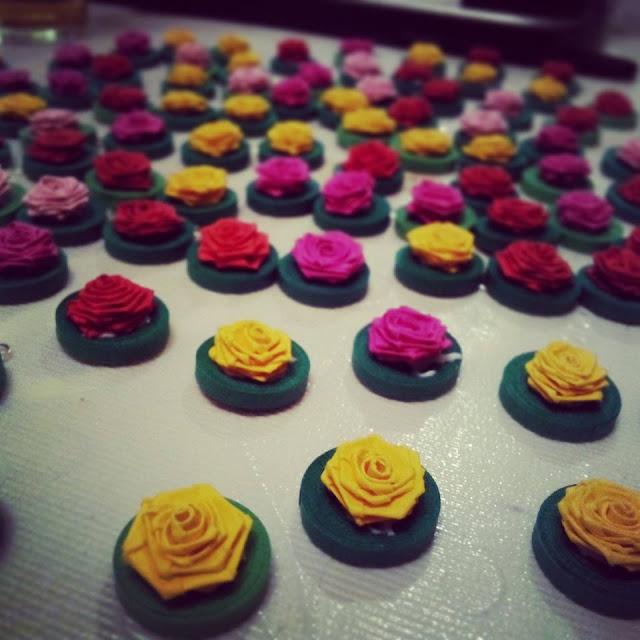 Tutorial: Trandafiri Quilling