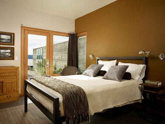 Ideas Para Decorar Un Dormitorio Con Papel Pintado Y Of ...