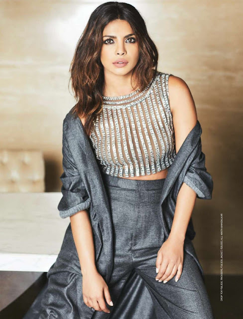 Priyanka Chopra – Femina India Magazine (October 2017)