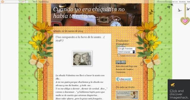 http://cuandoyoerachiquititanohabiatelevisio.blogspot.com/