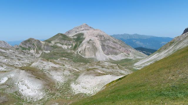 Monte Corvo e il Venacquaro