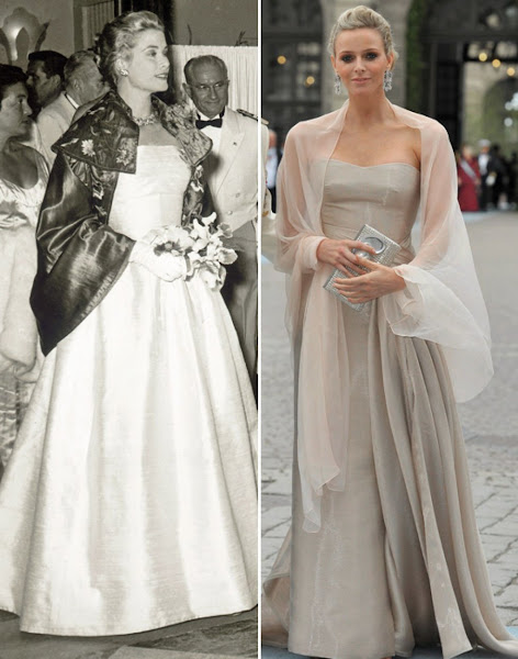 Grace Kelly Wedding Gown