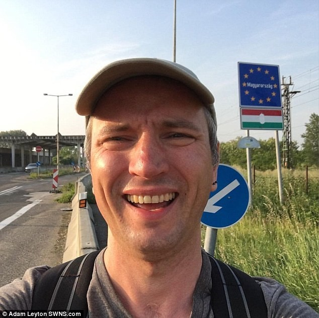 Man Sets New World Record After Traveling to TWELVE Countries in 24 Hours - Hungary