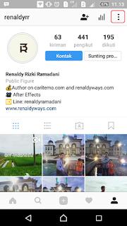 Cara Menerapkan Filter Komentar Instagram