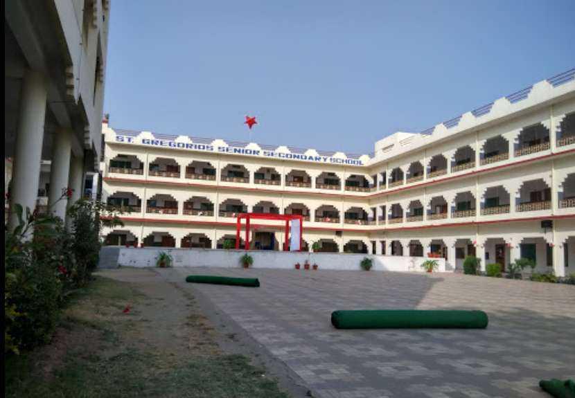 St. Gregorios Sr. Sec. School