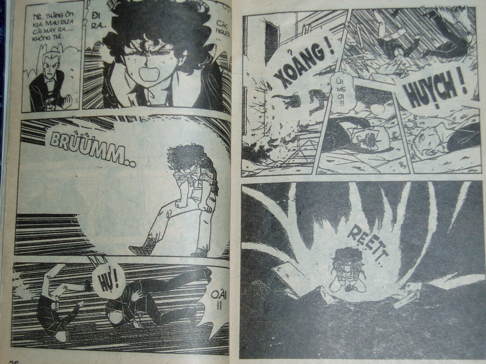 Siêu nhân Locke vol 14 trang 18
