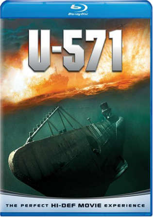 U-571 (2000) BRRip 850MB Hindi Dual Audio 720p ESub Watch Online Full Movie Download bolly4u